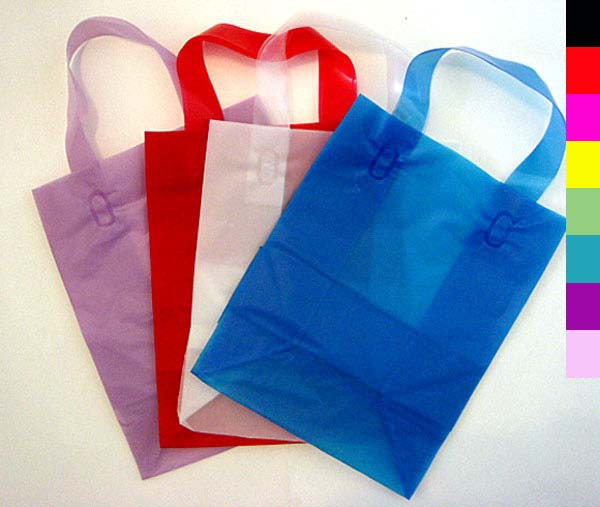 www.TheFavorBag.com - Plastic Shopping Bags Wholesale and Retail
